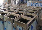 不锈钢垃圾桶批量生产激光切割下料
