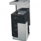 新概念电梯口垃圾桶