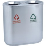 不锈钢贵阳机场垃圾桶