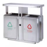 机场不锈钢垃圾箱