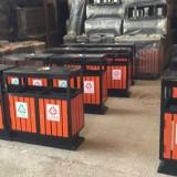 钢木垃圾桶价格多少钱影响因素