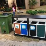 垃圾桶和果皮箱如何分工你清楚吗?