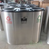 不锈钢垃圾桶的金属结构