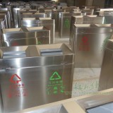 不锈钢垃圾桶市场占有率逐年增加成环卫利器