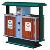 市政环保木制垃圾箱