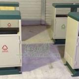 钢板分类垃圾桶让城市无忧