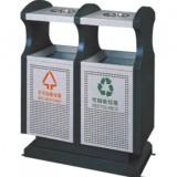 双分类烟缸钢制垃圾桶