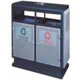小区分类户外钢制垃圾箱