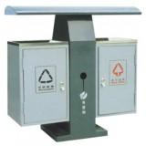 T形分类环保钢制垃圾箱