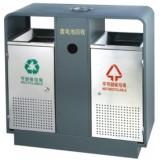 环形分类钢制垃圾箱