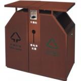 个性化分类钢制垃圾桶