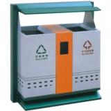 精品环卫分类钢制垃圾箱