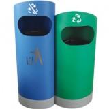 游乐园分类钢制垃圾箱