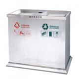 室内分类环保不锈钢垃圾桶