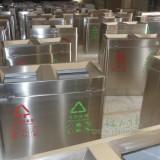 垃圾桶分类标识醒目有助市民分类投放