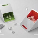 创意多功能垃圾桶改变生活