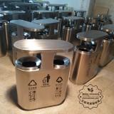 如何挑选合适的不锈钢垃圾桶生产厂家