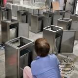 怎么避免购买到劣质的不锈钢垃圾箱
