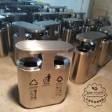 不锈钢垃圾桶是如何进行分类的?