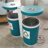 不锈钢垃圾桶高温烤漆工艺