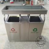 户外养花花箱分类不锈钢垃圾桶案例
