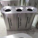 哪种型号不锈钢垃圾桶更贵