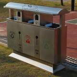 不锈钢垃圾桶和不锈钢果皮箱有什么区别