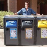 新科技电子智能感应垃圾桶