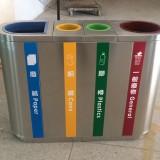不锈钢垃圾桶怎么清洗又如何保养呢?