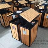 其他材质的垃圾桶和钢木垃圾桶对比有什么优势?