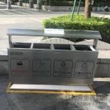 大号分类不锈钢垃圾桶图片大全