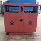 甘肃逐步推进生活分类垃圾桶收集垃圾工作