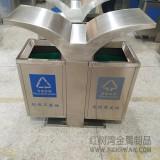 深圳市龙岗区城市管理局分类不锈钢垃圾桶采购项目