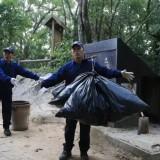 香港山径垃圾桶全部拆除!原来把垃圾运下山的是他们