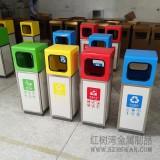 江门室内户外分类不锈钢垃圾桶生产厂家