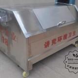 红树湾车载式不锈钢垃圾箱生产厂家