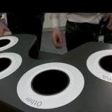 这个智能垃圾桶可以自动分类