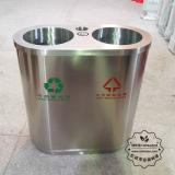 钢制垃圾桶和不锈钢果皮箱的区别