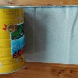 用奶粉罐手工制作分类垃圾桶