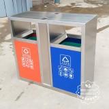 分类回收垃圾箱作品