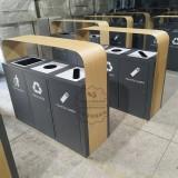 激光切割在不锈钢垃圾桶中的应用