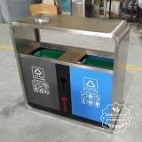 不锈钢、金属类垃圾桶约占市场份额四分之一