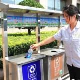 不锈钢分类垃圾桶进入绿色环保新时代