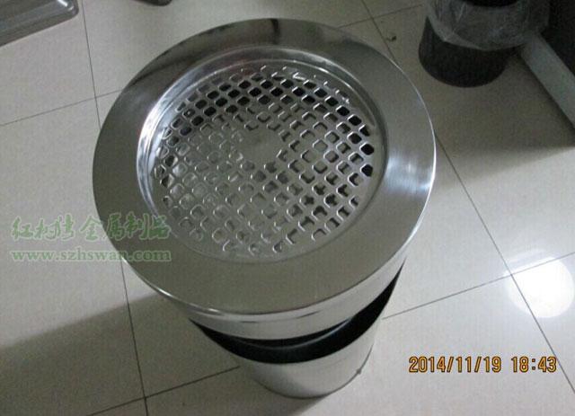 不锈钢垃圾桶去除生锈的办法