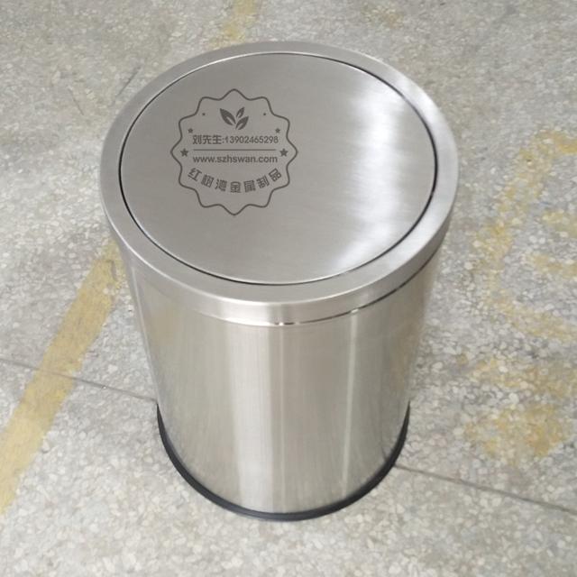 家用不锈钢垃圾桶