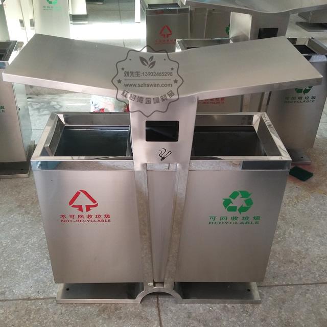 不锈钢垃圾箱加工工艺