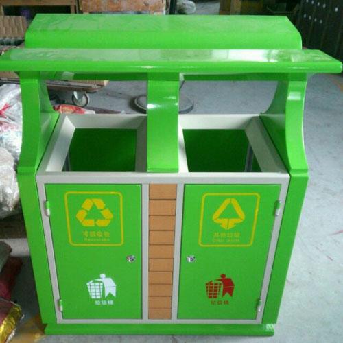 垃圾桶合理配置是城乡清洁工程的基础