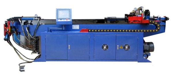 不锈钢垃圾桶配件生产设备弯管机操作说明