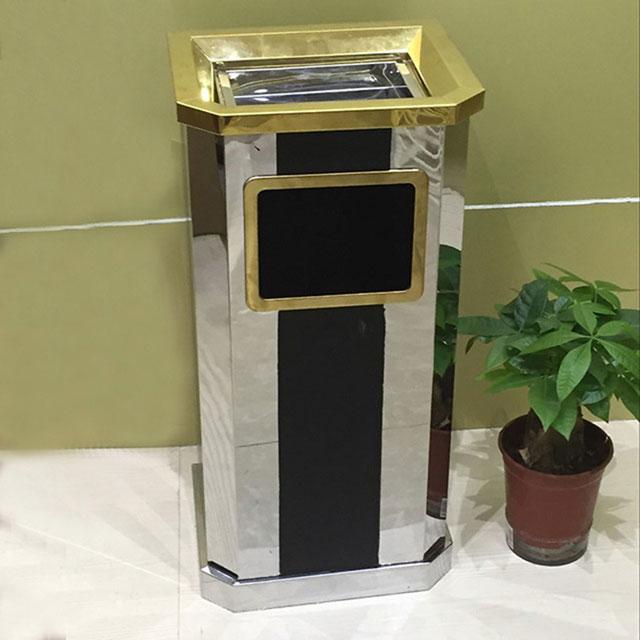 酒店垃圾桶如何设计布局更合理
