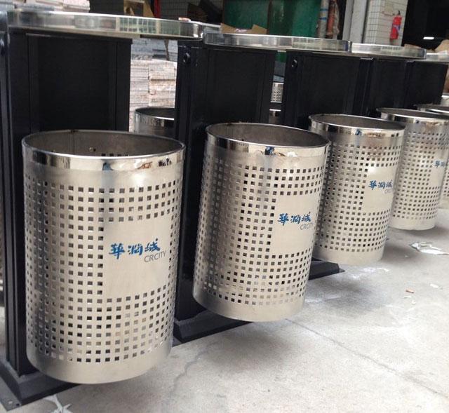 奥氏体和马氏体不锈钢垃圾桶有什么区别